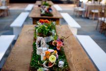 wedding ideas / workin towards gettin 'er done / by Liz Mcclurg