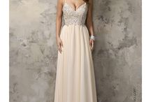 wedding/party dresses