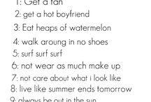 Summer Lovin' / by Madelyn Anne