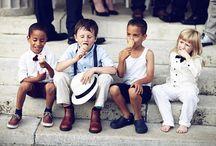 детки на свадьбах