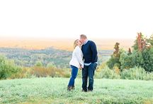 Carter's Mountain Orchard Engagement Pictures in Charlottesville, Virginia