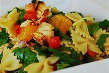 Salads- pasta