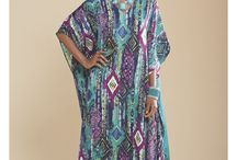 African fabric - Caftans