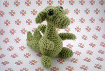 Crochet: Dinosaurs/Dragons