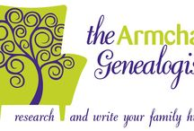 Best of The Armchair Genealogist / Researching and Writing Your Family History