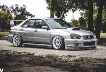 Subaru Impreza Blobeye