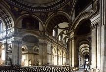 영국 & 남부 독일 바로크 건축