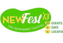 NewFest'13 / Newmarket Festival coming to you soon!