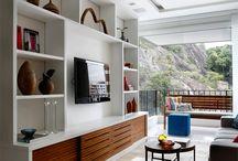 Móvel TV sala