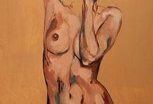 Festmény, akvarell