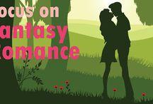 FOCUS ON FANTASY ROMANCE PODCAST / Podcasting, Fantasy Romance, Writing, Authors