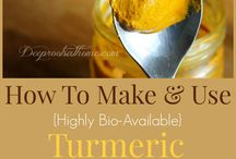 Turmeric Recipes / turmeric | recipes | vegetarian | vegan | plant-based | plant based | plant based | whole food | cooking tips | family friendly | health food | meal ideas | nutrition