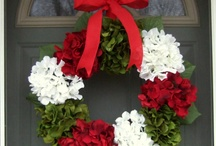 my wreath addiction  / by Sarah Monti