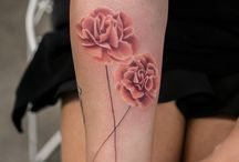 Tattoo Side - Mothers Stength and Love