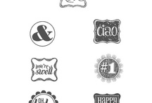 Ciao, Baby stamp set / by Tammy Jo Tanner