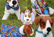 Dog Accessories / Quality, hand-crafted dog accessories by PAWsitively Sweet Bakery