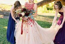 suknia inna niż biała