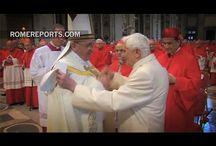 Resumen de la actividad del Papa Francisco en 2014