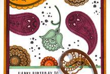 Stampin' Up! Birthday Cards