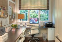Home Office / Let's work from home in a comfortable and attractive home office!