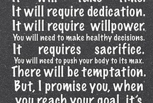 Fitness and Running Motivation / by Megan Feeney