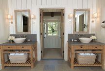 WC  + shower