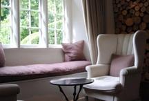 Window seat ideas / by Anastasia Doherty