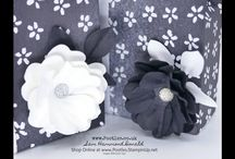 Pansy Punch Stampin Up