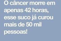 cura câncer