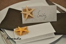 INSPIRATION: Wedding Invitations and Place Cards