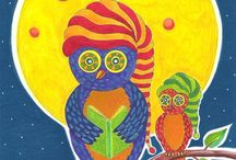 Children's Illustrations by Heidi Bjork / Illustrations / by Heidi Bjork