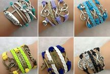 Jewelry - Layered Bracelets