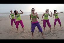 Zumba: Get Your Dance On! / by Kristen Oldham