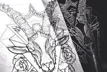 Tattoo ideas / Tattoo ideS