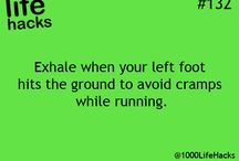 Running for lyfe