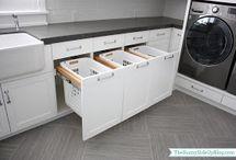 Bryggers / vasketøjrum