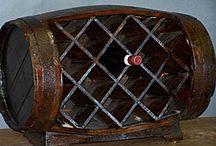 wine cellar items / by Brenda Covert