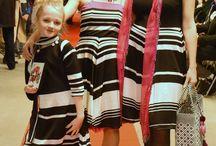 Miss Fab / – Une collection mère-fille pour que chacune ait sa petite robe à part – by fdp http://www.fabiennedimanov.com/categorie-produit/missfab/