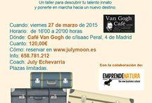 JulyMoon Talent Training / http://www.julymoon.es/ https://www.facebook.com/julymoonTalent?fref=ts https://www.linkedin.com/pub/july-echevarria/5/13a/902 https://plus.google.com/105822120982113107712/posts Asociada de ASIMPEA (Asociación Intermunicipal de Mujeres Profesionales, Empresairas y Autónomas - www.asimpea.org )