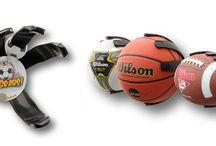 It Grabs Europe / Opbergen en opruimen van sportballen!