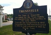 Trussville, Our HomeTown / Trussville, Our Home Town. From Real Estate Professional, Dede Puryear Markle with RE/MAX MarketPlace in Trussville, Alabama. #remax / by Dede Markle, Re/Max Associate Broker