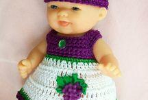Dolls / Dresses for dolls