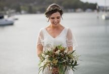 NSW Central Coast Weddings / The Central Coast in NSW is the perfect wedding destination: from beaches to national parks to vineyards it has everything for those looking for romantic and natural wedding celebrations