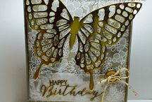 Butterfly Basics Card Ideas / by Laurie Graham: Avon Rep/Stampin' Up! Demo