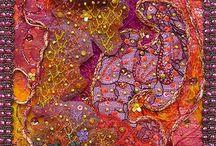 Fibre Art & Art Quilts
