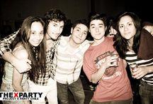 The X Party / The X Party - Centro El Cerro - http://www.centroelcerro.cl/