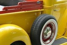 Classic/antique cars and trucks / by Tracy Schuster