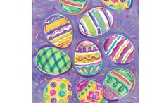Toland Easter Flags