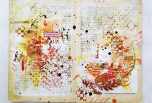 Art Journaling Love: Book Pages / by Crafty Lou