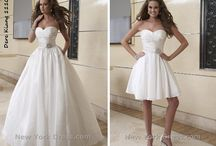 Wedding dresses / by Stacey Chan